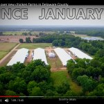 Chicken CAFOs in Deleware County