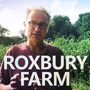 Jean-Paul Courtens of Roxbury Farm in hos Real Organic Project Know Your Farmer video