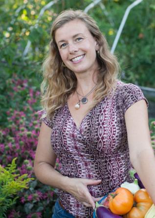 Jenny Prince Real Organic Podcast