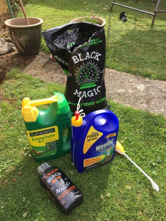 Making family gardening fun with Scotts Miracle-Gro