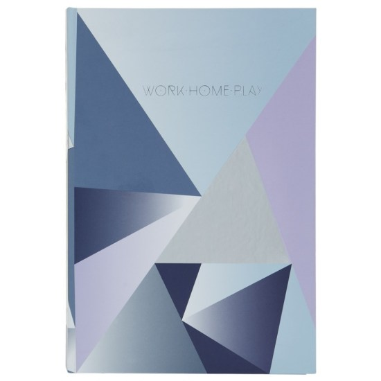 Indigo Nights Work Home Play Journal