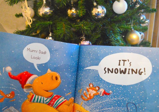 My children's favourite christmas books