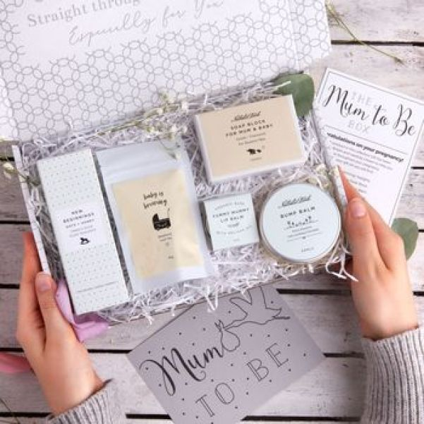 Mum To Be' Letterbox Gift Subscription