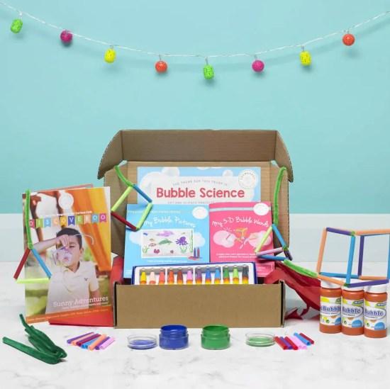Explore Letterbox Science Kit Subscription