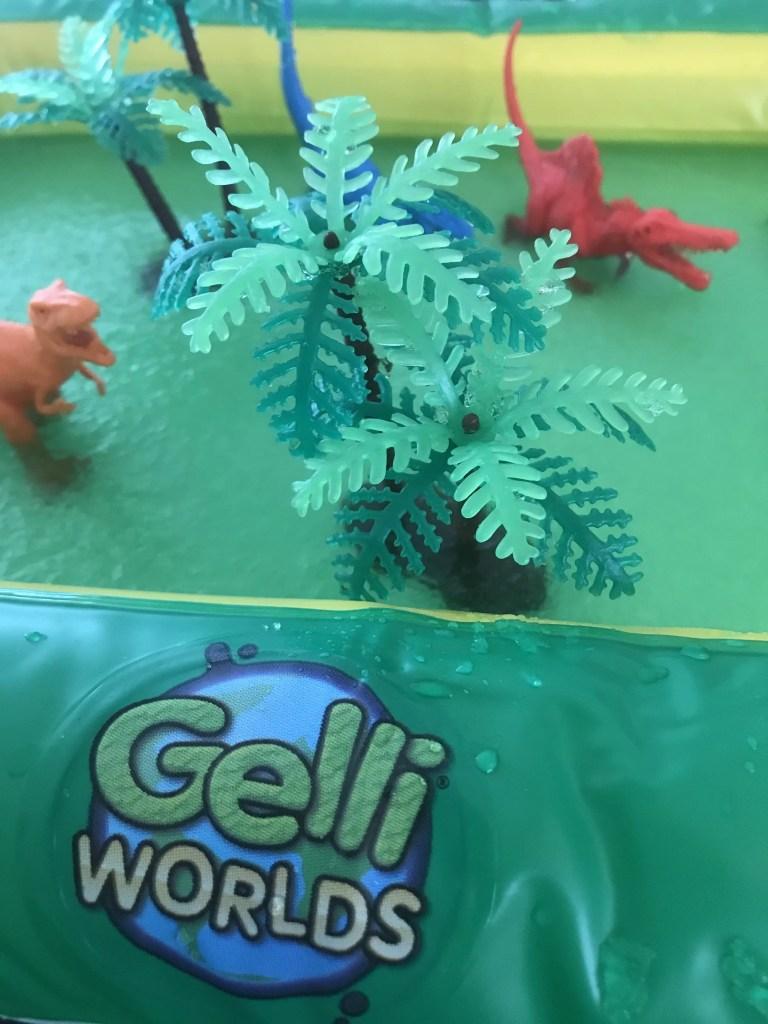 Zimpli Kids Gelli Worlds Dino Play