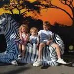 Paradise Wildlife Park Review: Lions, Tigers &… Dinosaurs!