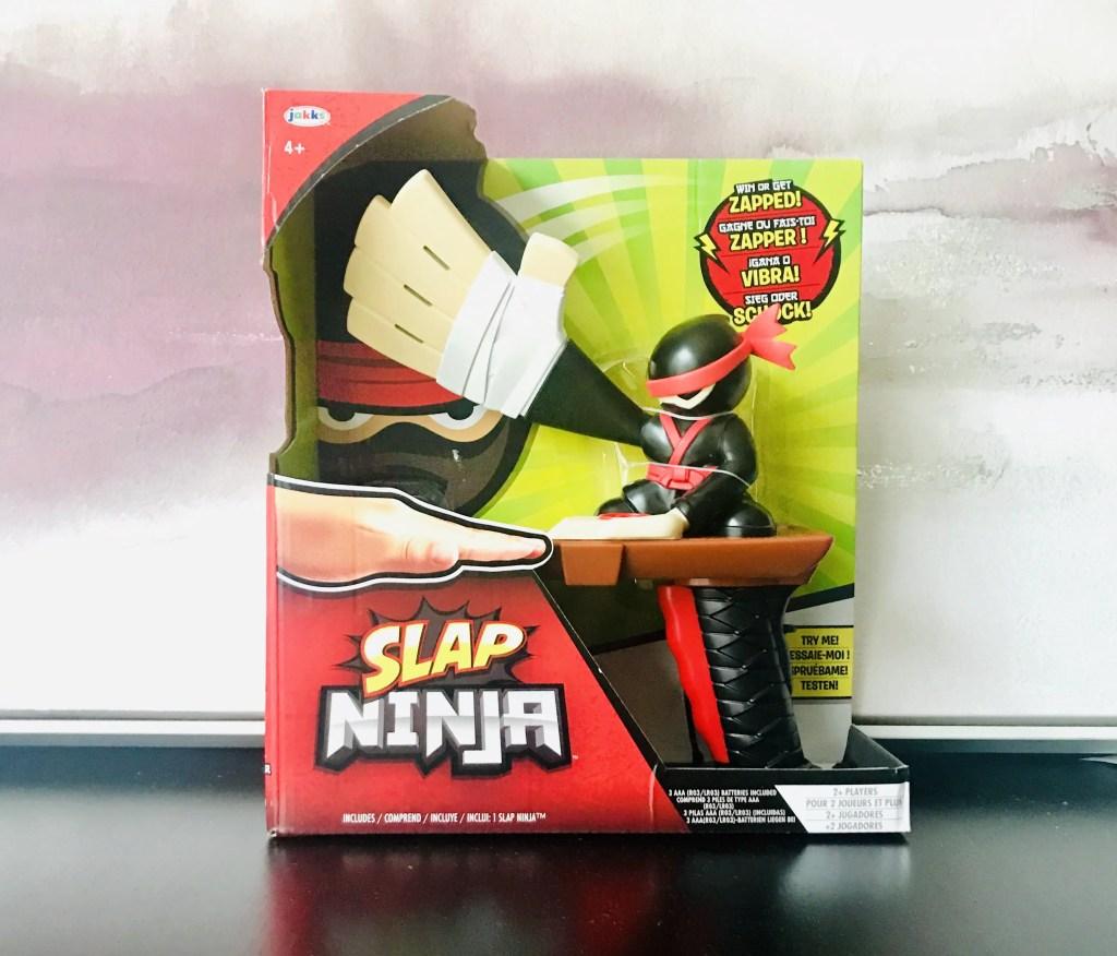 Slap Ninja Box