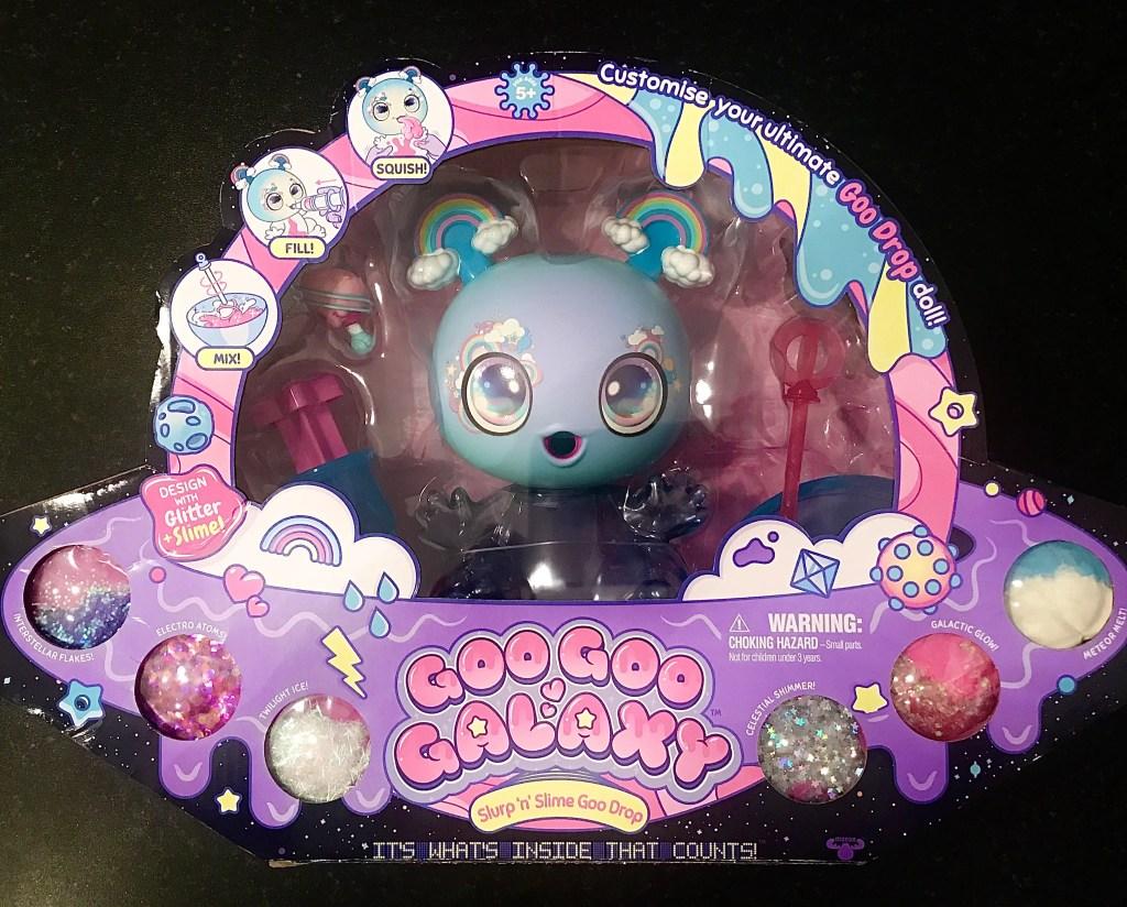Goo Goo Galaxy Slurp 'n' Slime Goo Drop In Box