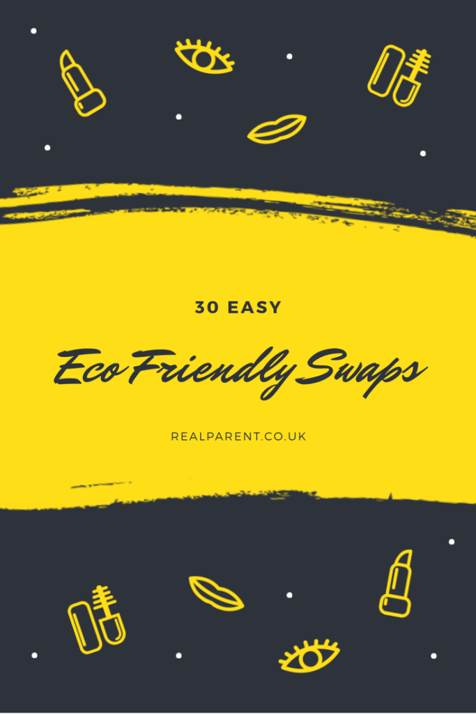 Eco Friendly Swaps: 30 Small Things We Can Change