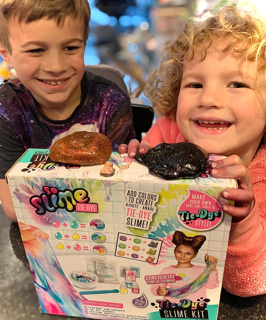 So Slime Tie-Die Kit Review