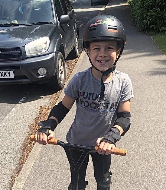 Helmets: The Alarming Reasons Kids Should Wear Them