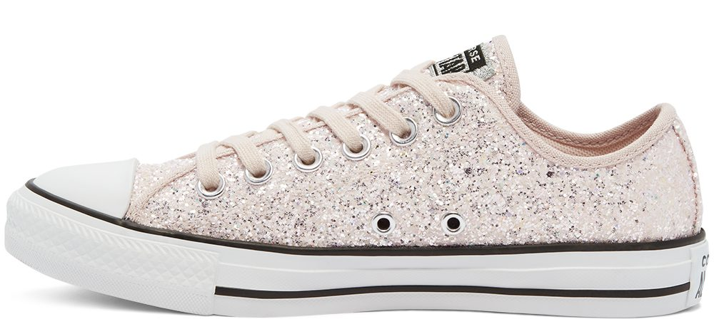 Glitter Shine Chuck Taylor All Star Low Top Shoe