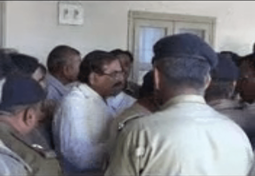 Saraswati Sanman -Protest against Patidar Sarvoday Trust -5 of 8