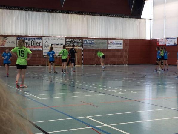 2016 2017 Handball Maedchen 1