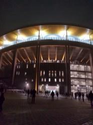 2018 2019 Besuch Stadion Frankfurt 3