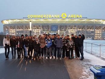 2018 2019 Besuch Stadion Frankfurt 7