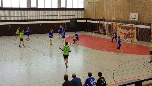 2016 2017 Handball Bezirksfinale Jungen 3 2