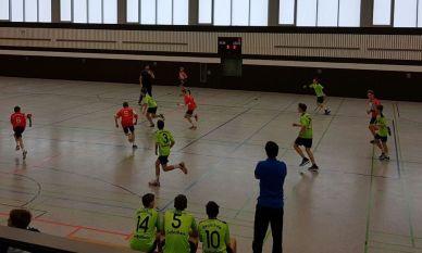 2016 2017 Handball Bezirksfinale Jungen 3 12
