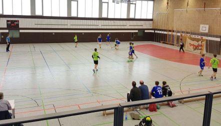 2016 2017 Handball Bezirksfinale Jungen 3 13