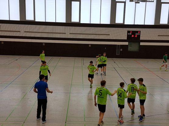 2016 2017 Handball Bezirksfinale Jungen 3 7