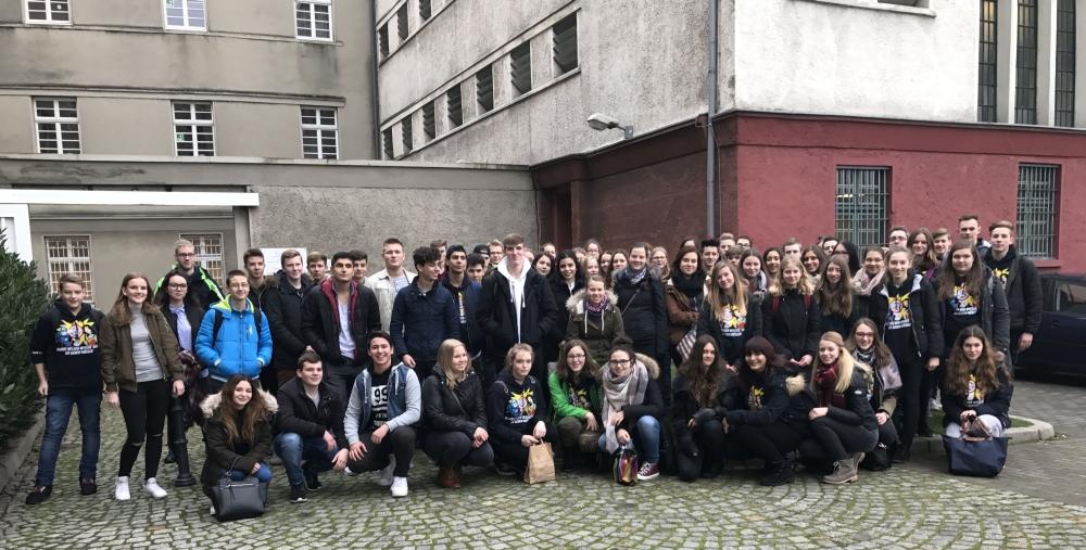 Besuch der Steinwache in Dortmund