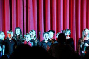 Schuljahr 2012/13: Bunter Abend (Chorklasse 5e)