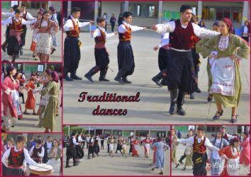 School Traditional dances 2