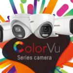 Hikvision HD ColorVu CCTV