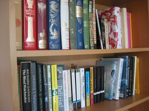 Personal library picture