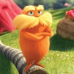 dr. seuss the lorax