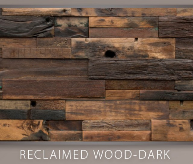 Introducing Reclaimed Wood Panels