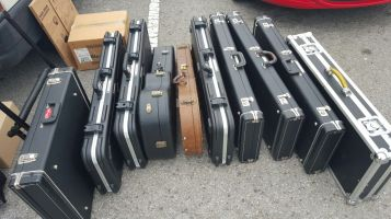 Guitarras en gira