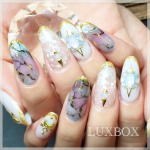 Spring And Summer Nails 2016 Photo