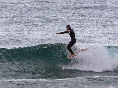 north steyne surfer