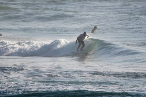 Queenscliff surfer
