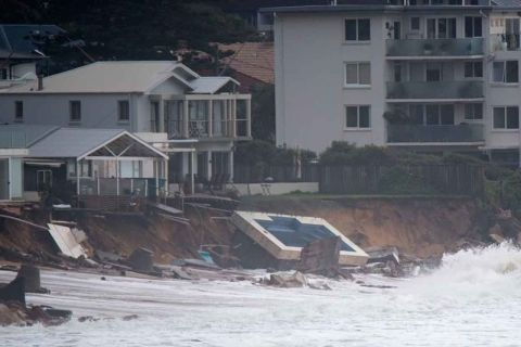 collaroy beach storm damage