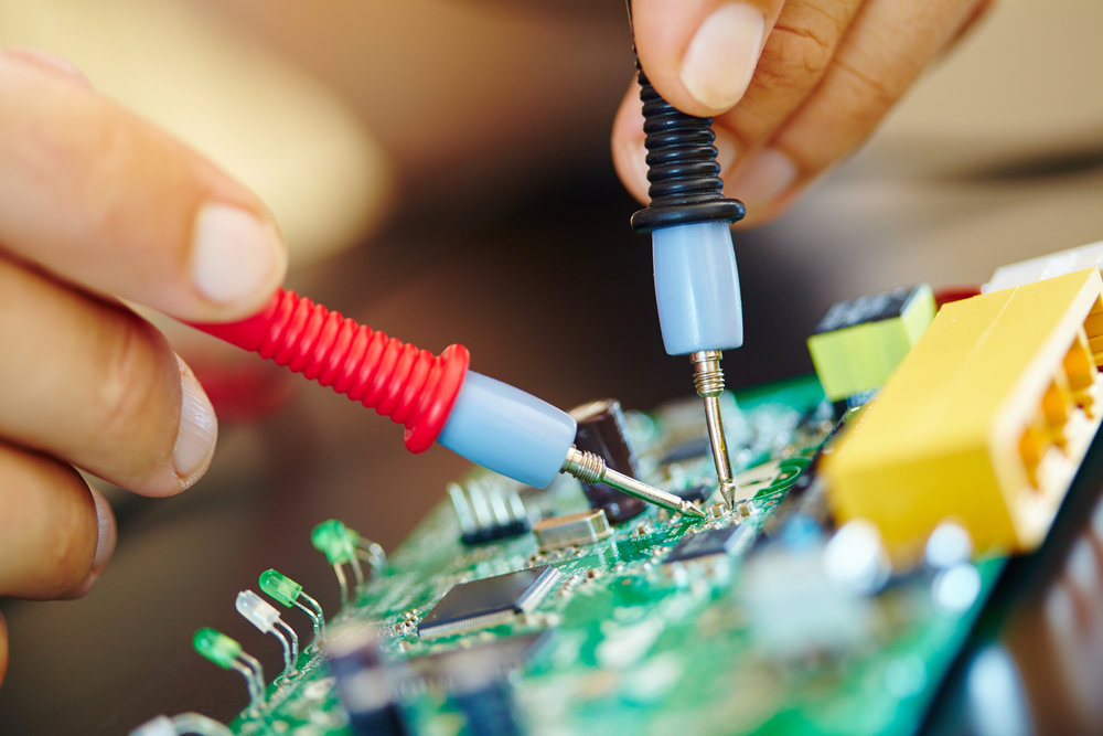 PCB electronic manufacturing