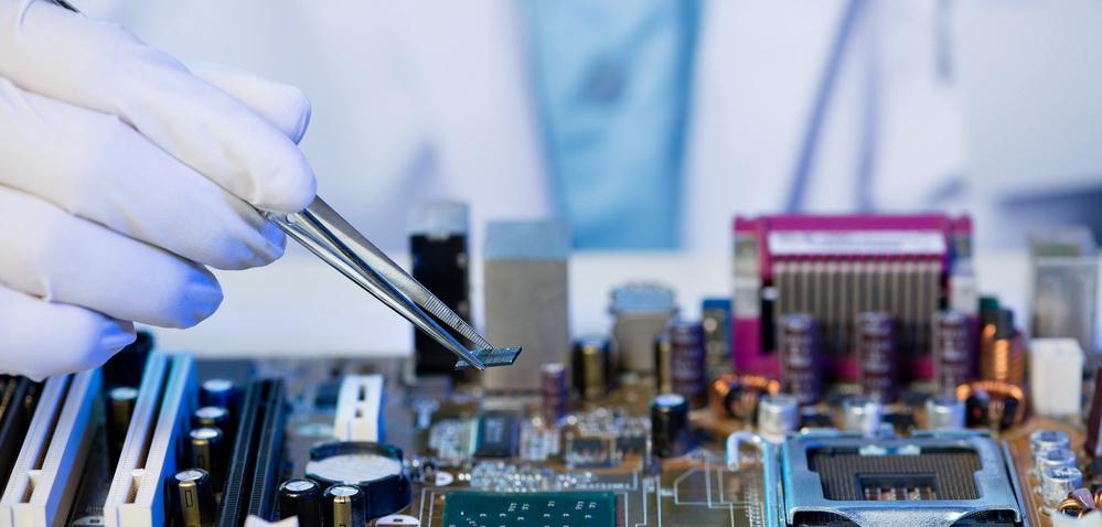 Medical Industry Microchip Assembling