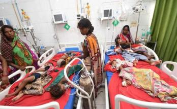 Bihar, Glowing fever, Acute encephalitis syndrome (AES), Havoc,