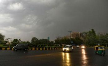 Monsoon, entered, Of the india, States,