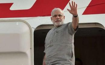 Summit, PM Modi, Arrived in Kyrgyzstan,