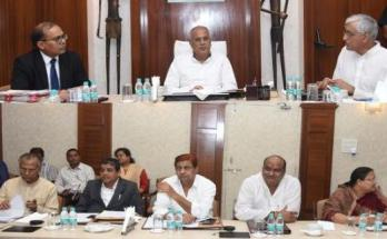 Chief Minister, Bhupesh Baghel, Cabinet, Meeting,