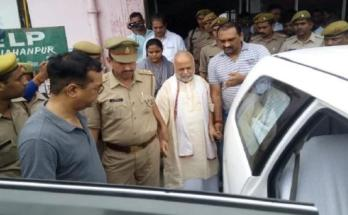 Swami Chinmayanand arrested,