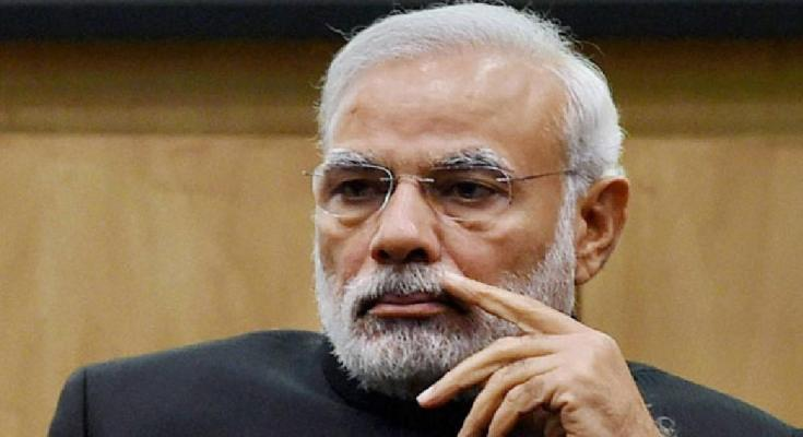 Modi government, 100 days of second term, Investors, 12.5 lakh crores, Drowned,