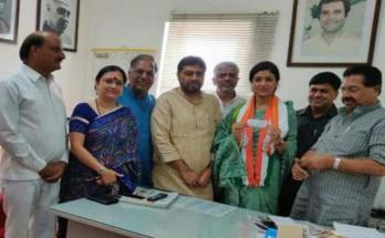 Aam Aadmi Party, MLA, Alka Lamba, Congress Join,