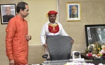 Maharashtra, Chief Minister Uddhav Thackeray, Ministry, Took over,