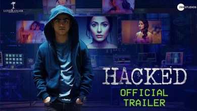 Hina Khan's, debut movie, Hacked, trailer launched,