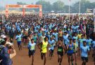 Narayanpur, Bhilai Steel Plant, 8 February, Run for abuzhmad - run for peace, Marathon 2020,