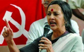 Marxist Communist Party, Countrywide Campaign, CPI (M), MP Brinda Karat, Raipur and Korba,