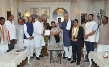 Chhattisgarh, Income tax department, The action, CM Bhupesh Baghel, Met the governor,